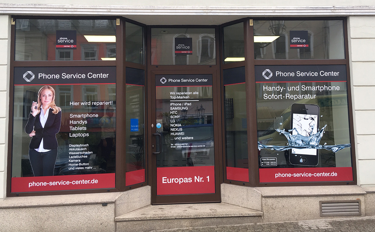 Phone Service Center - Plauen