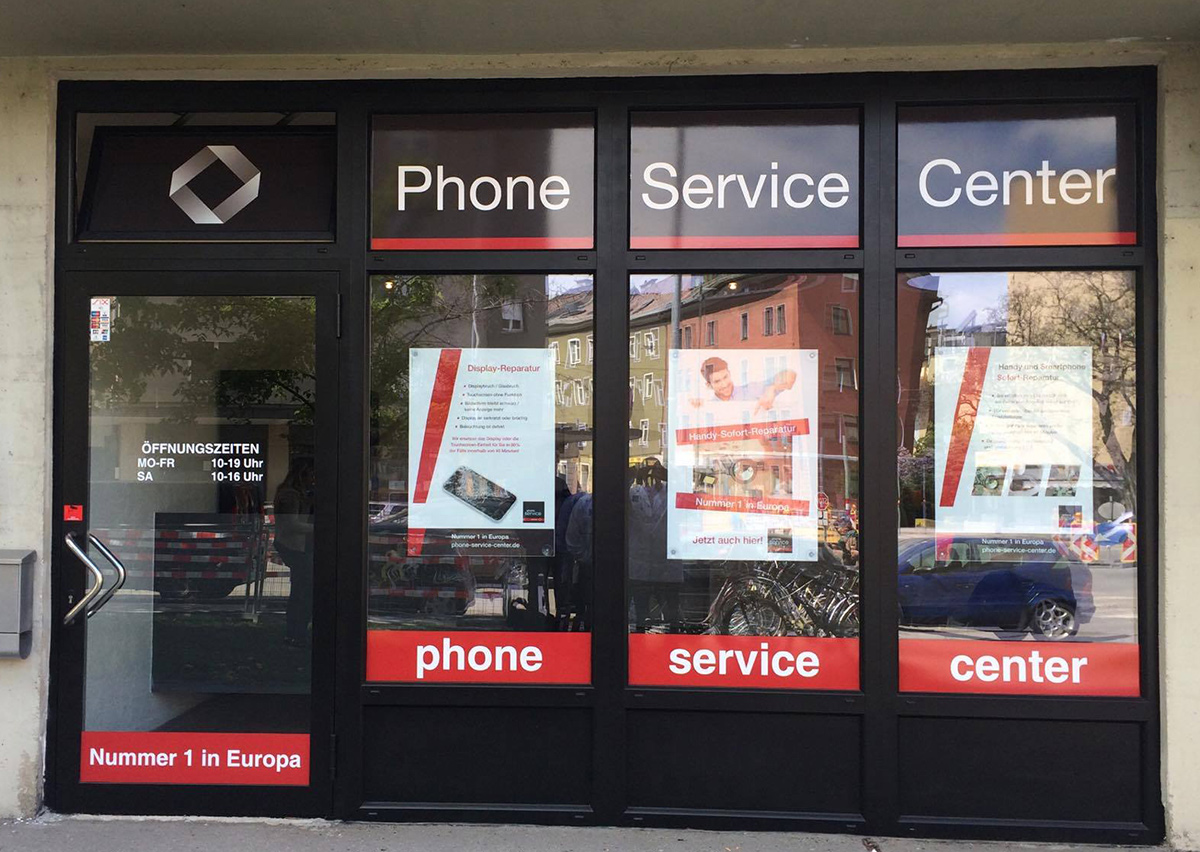 Phone Service Center - Innsbruck