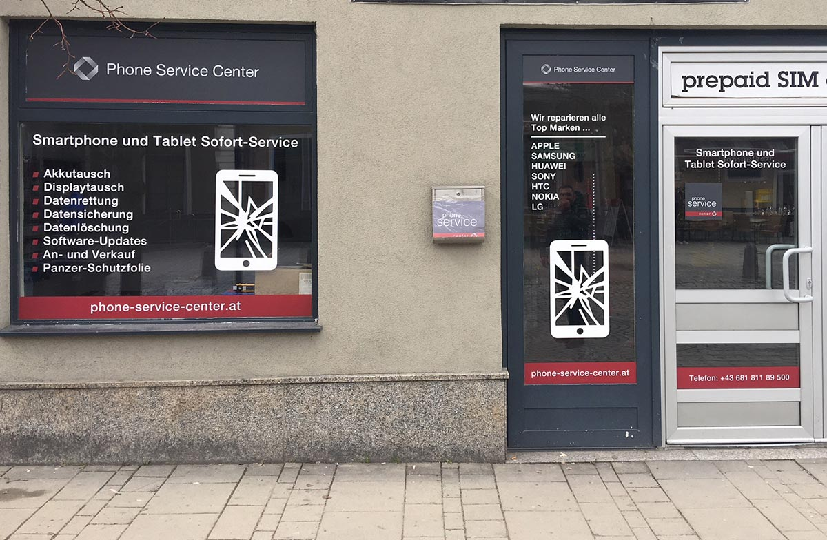 Phone Service Center - Zell am See