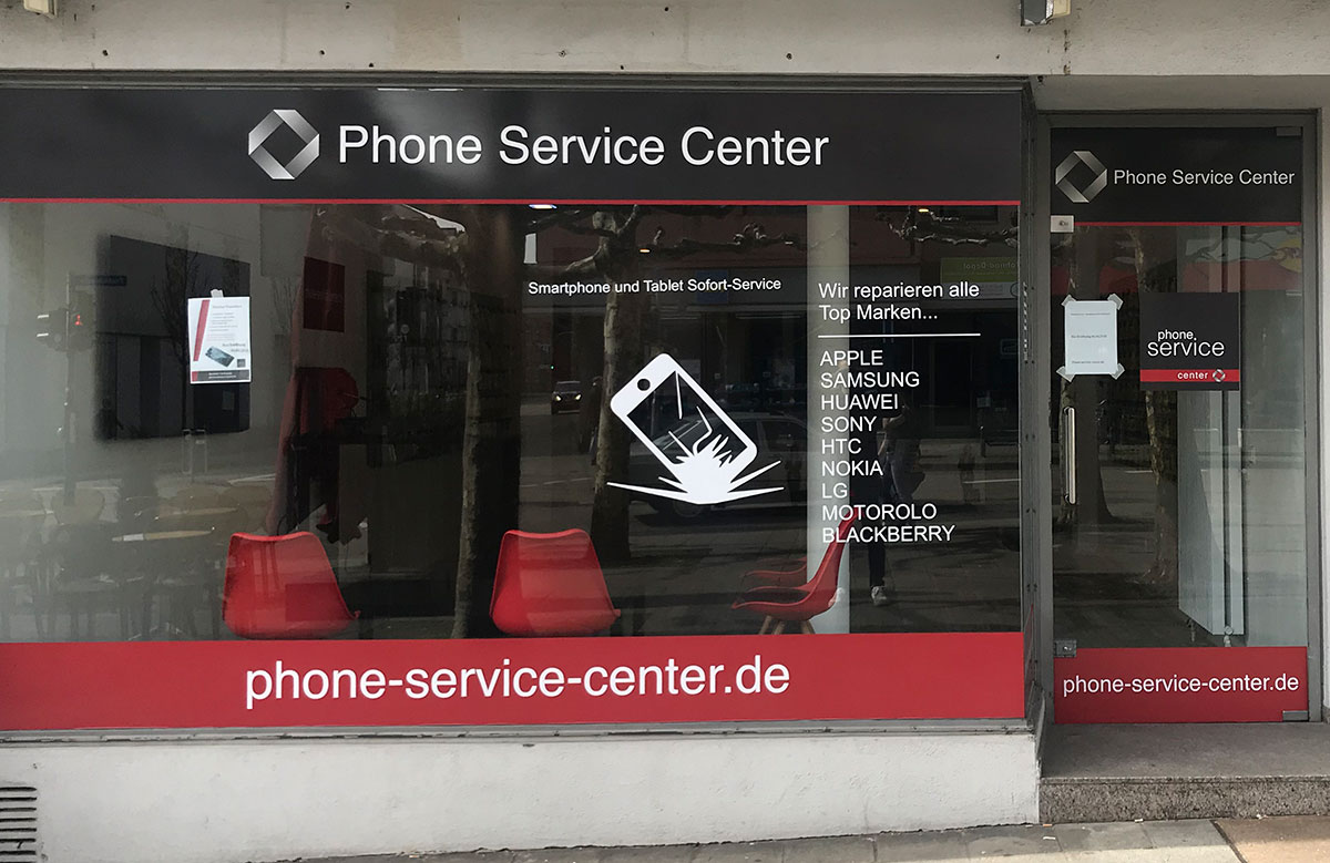 Phone Service Center - Bruchsal City